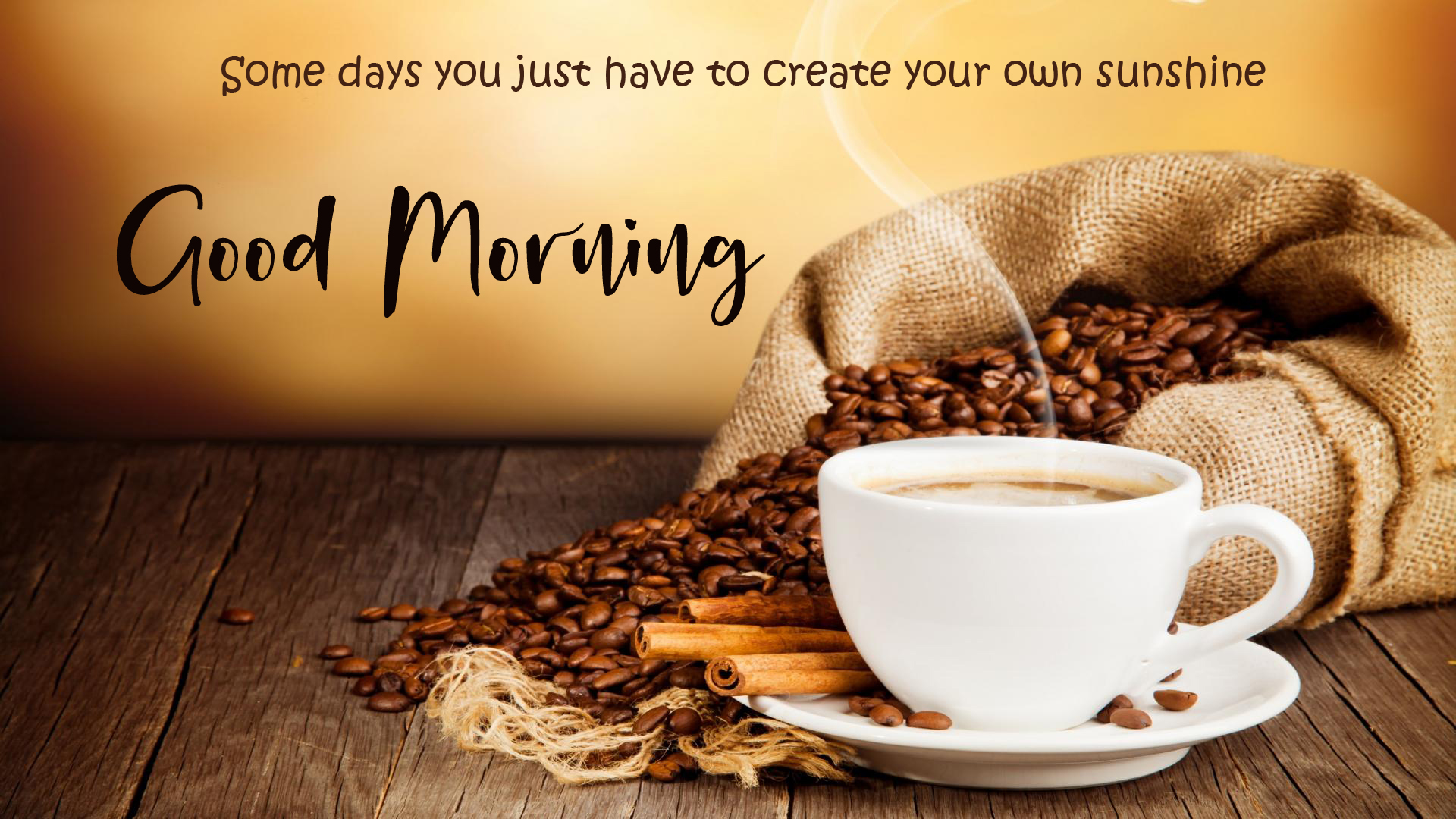 Good Morning Coffee Quotes Best Hd Wallpapers For Laptops And