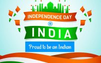 Happy Independence Day Wallpaper – Proud to be an India