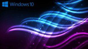 Windows 10 Wallpaper HD 3D for Desktop with Logo