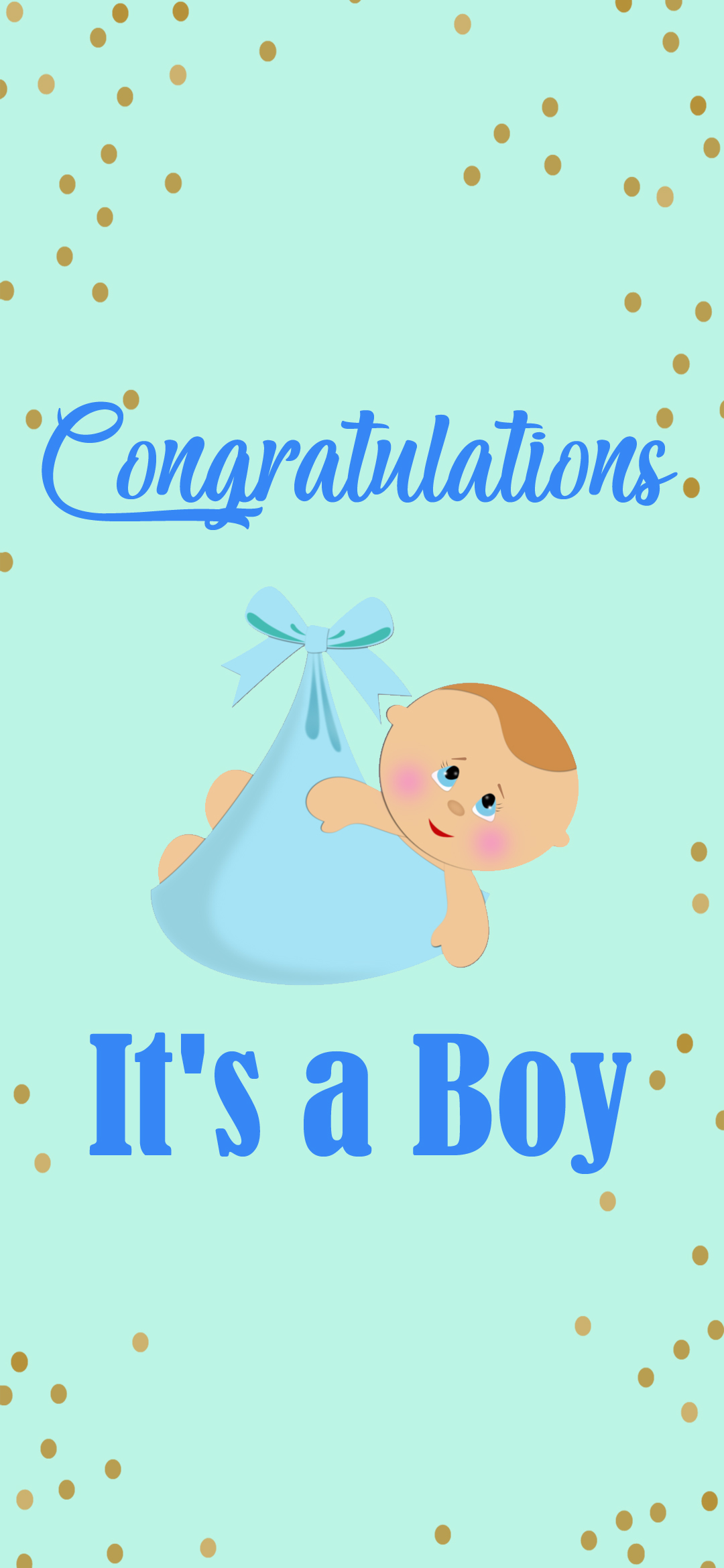 Congratulations Images Free Download for New Born Baby Boy