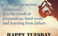 20 Motivational Quotes and Tuesday Thought Wallpapers 04 - There are no secrets to success