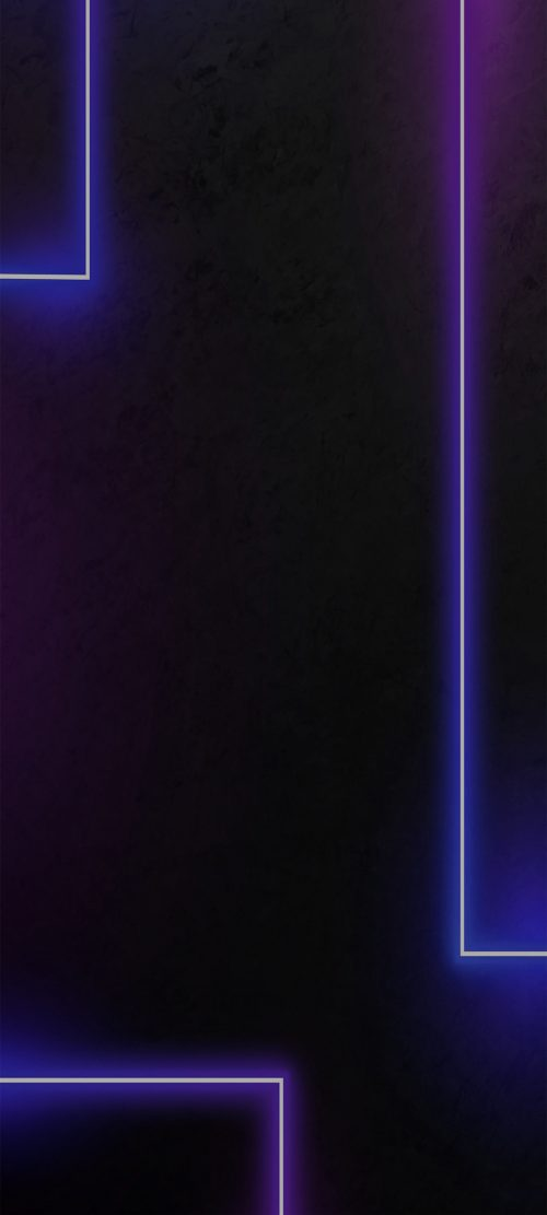 Dark Purple and with White Lights Wallpaper for Mobile Phone Background