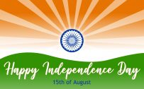 Happy Indian Independence Day 15th August Wallpaper