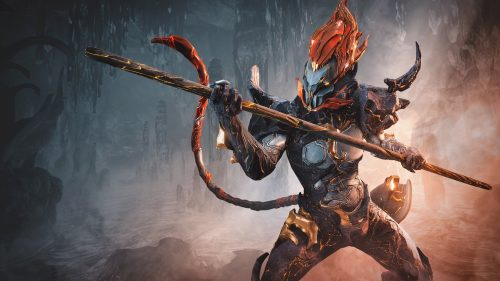 Warframe Games Wallpapers - Wukong in Deluxe Skin