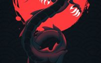 Badass and Cool Wallpapers for Mobile Phones 05 of 20 - Hydra Dragon
